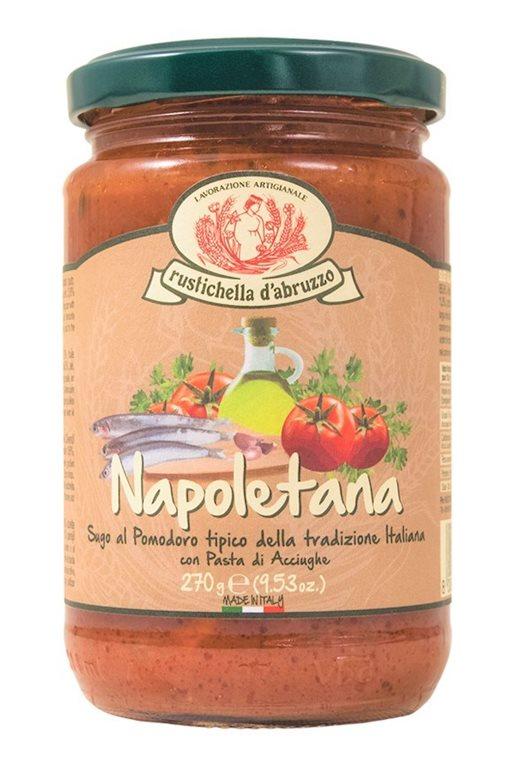 Salsa Napolitana, 1 ud
