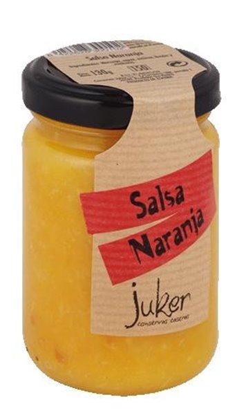 Salsa Naranja Juker