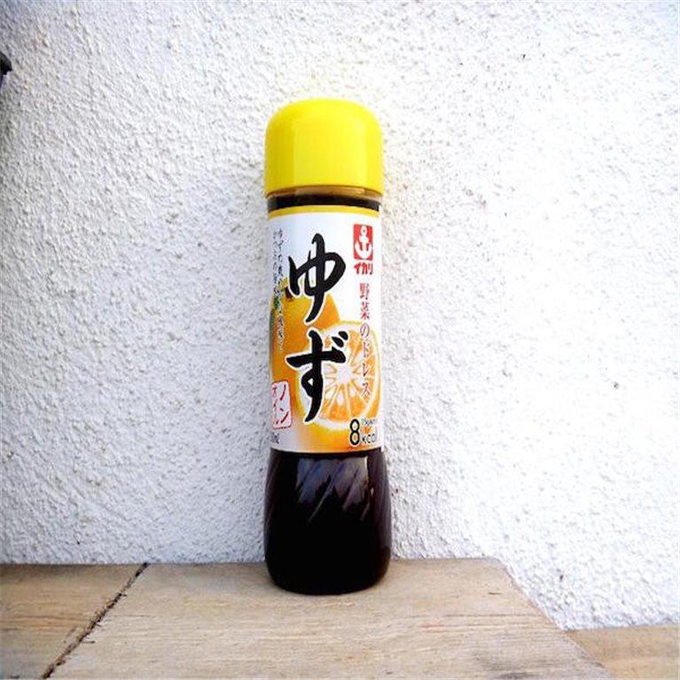 Salsa para aliños con yuzu 200ml, 1 ud