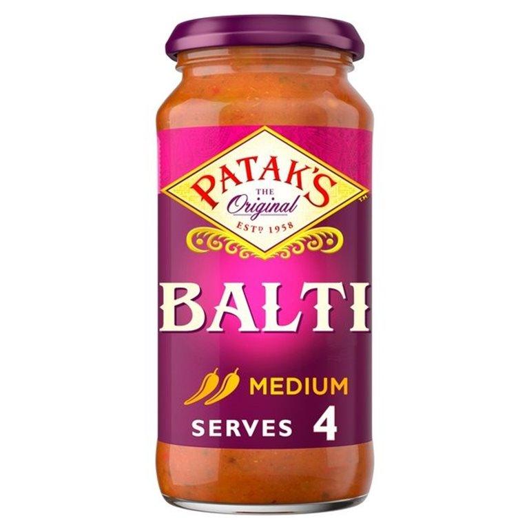 Salsa para Curry Balti 450g