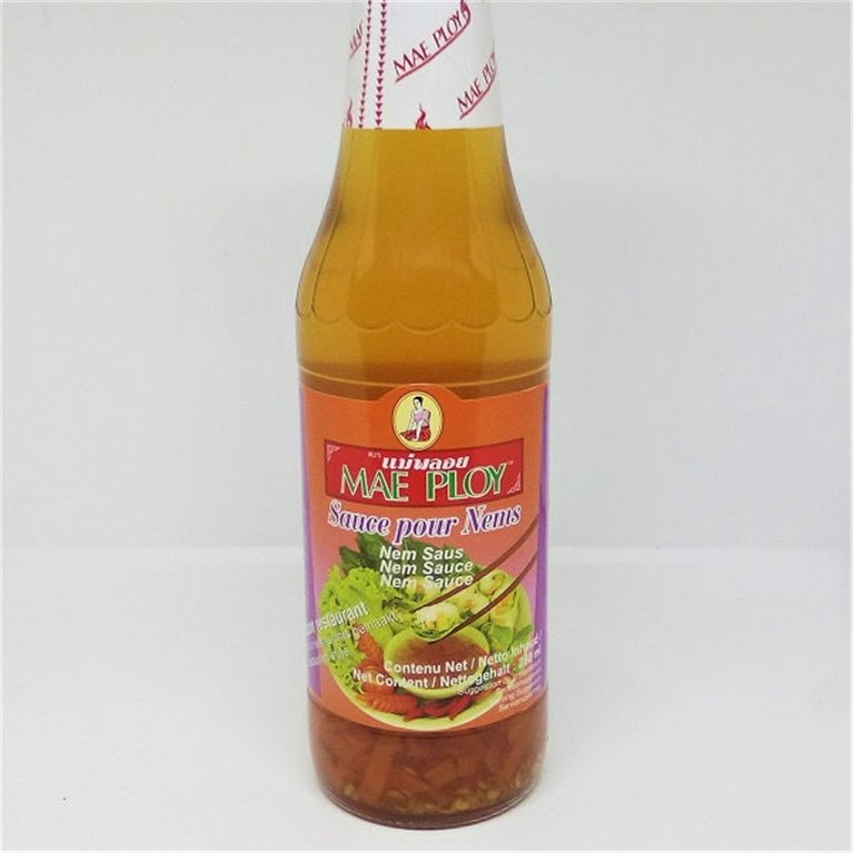 Salsa para rollitos vietnamitas