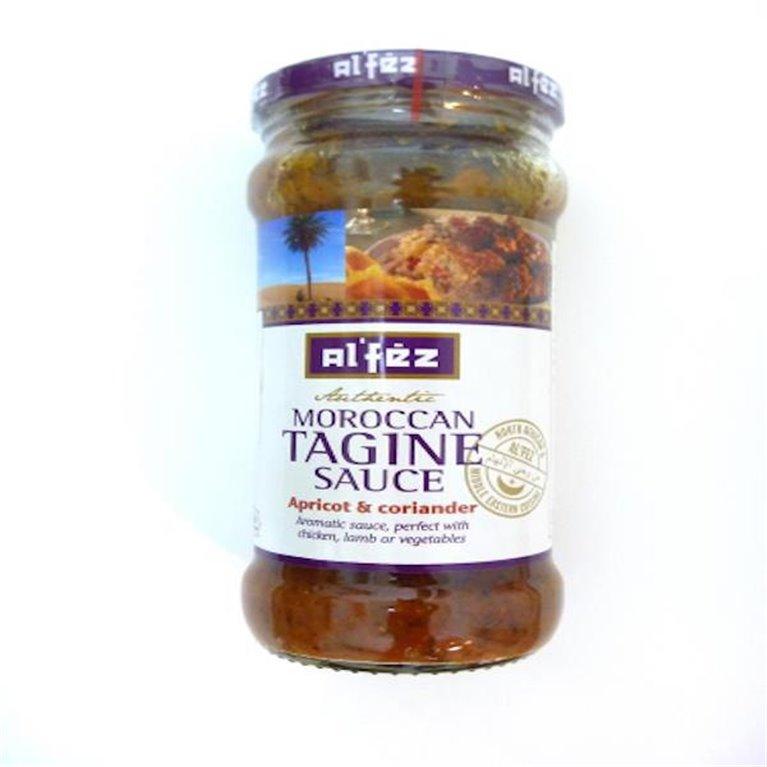 Salsa para tagine albaricoque y cilantro Al Fez 350g