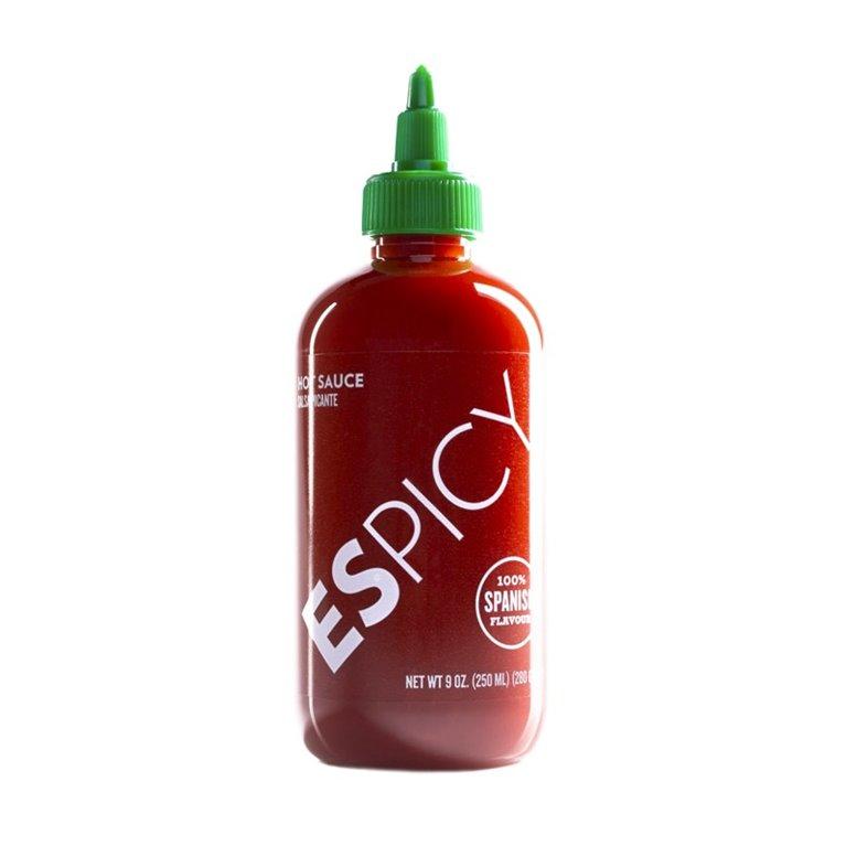 Espicy Hot Sauce 280gr