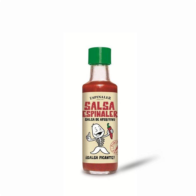 Salsa Picante Espinaler 92 ml.