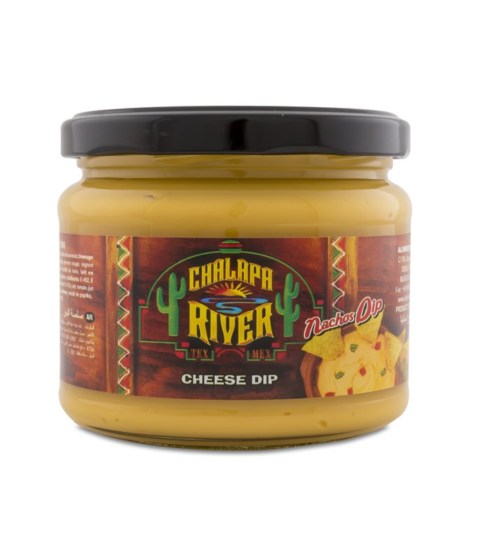 SALSA QUESO 6 UDS - CHALAPA RIVER
