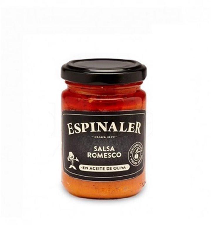 Salsa Romesco Espinaler 140 gr.
