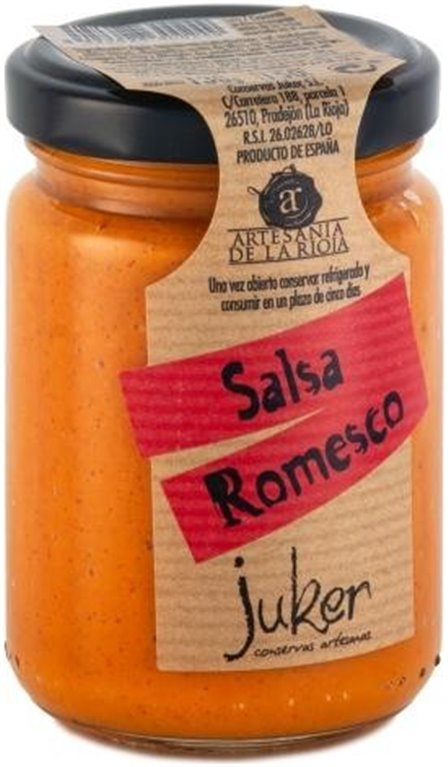 Salsa Romesco Juker