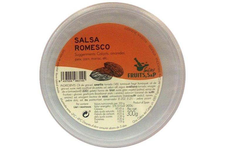 Salsa romesco para calçots, 1 ud