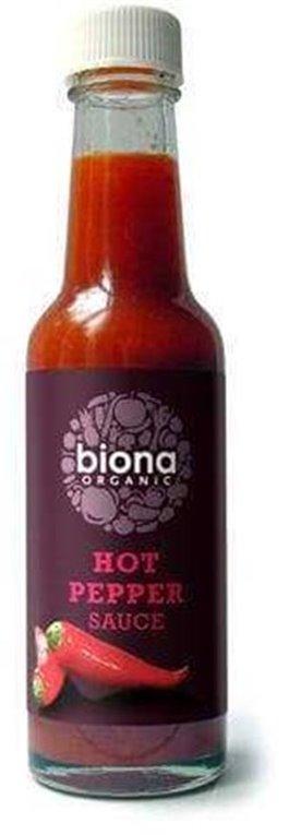 Salsa tabasco BIO - Biona