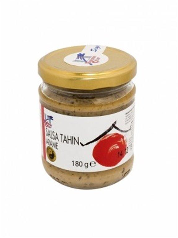 Salsa Tahin Arame Bio 180g