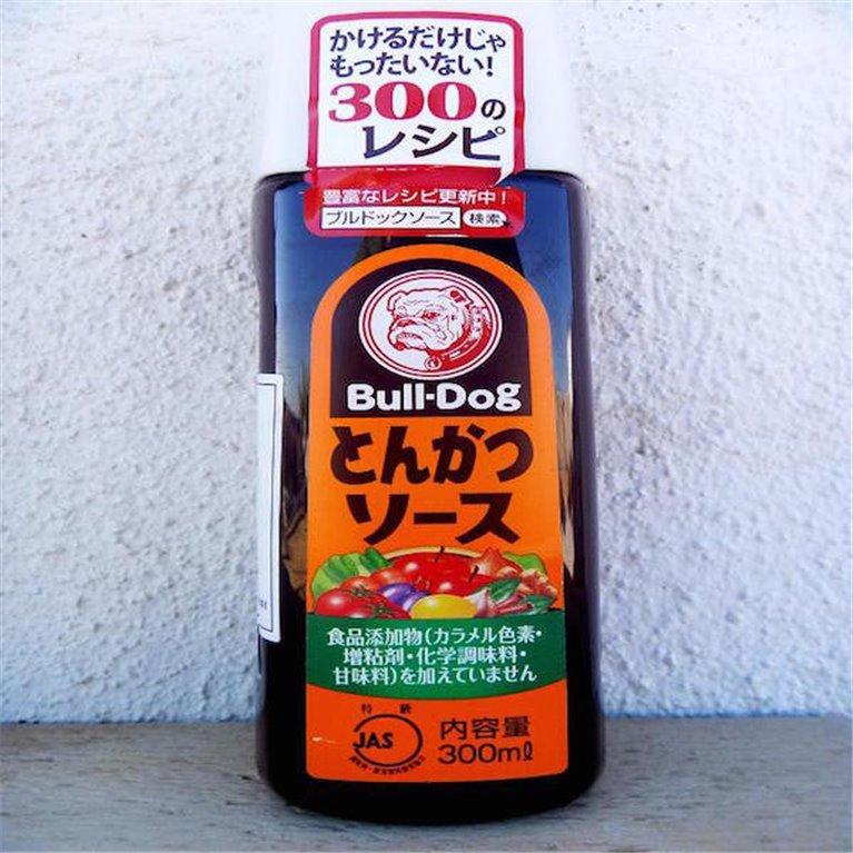 Salsa Tonkatsu Bull-Dog 300nl