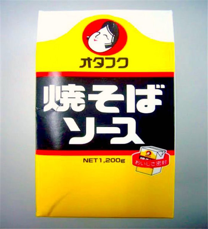 Salsa yakisoba otafuku 1,2l