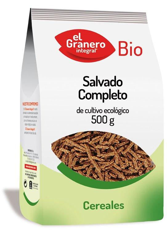 Salvado Completo Bio 500g