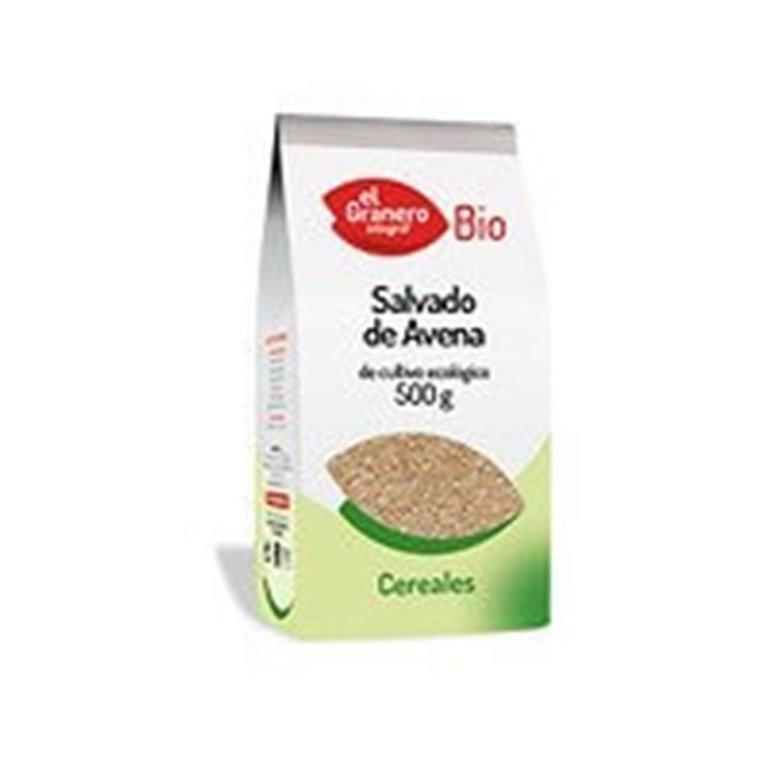 Salvado De Avena, 500 gr