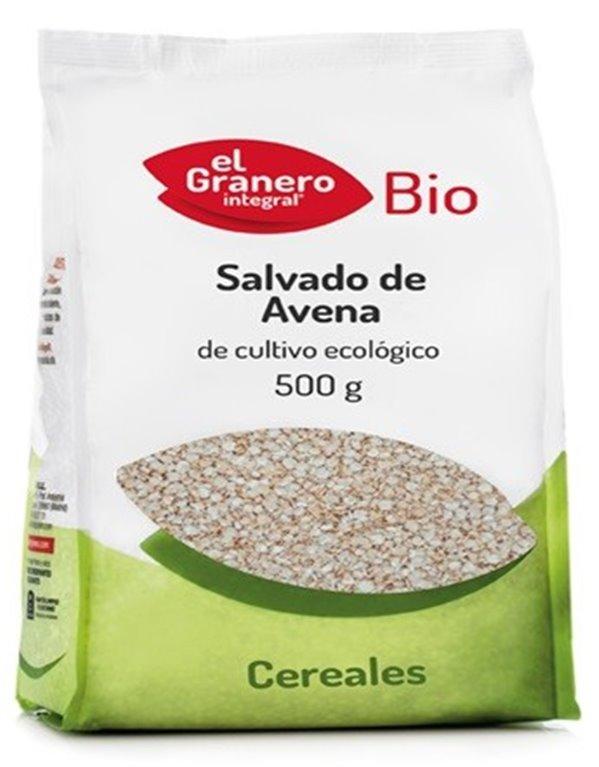 Salvado de Avena Bio 500g, 1 ud