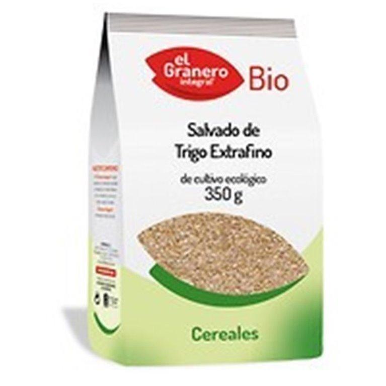Salvado De trigo extrafino, 350 gr