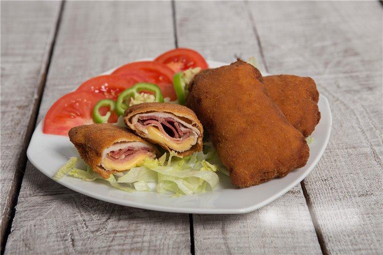 San Jacobo de pollo