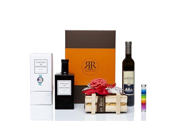 San Valentín Luxury Box Enamorados