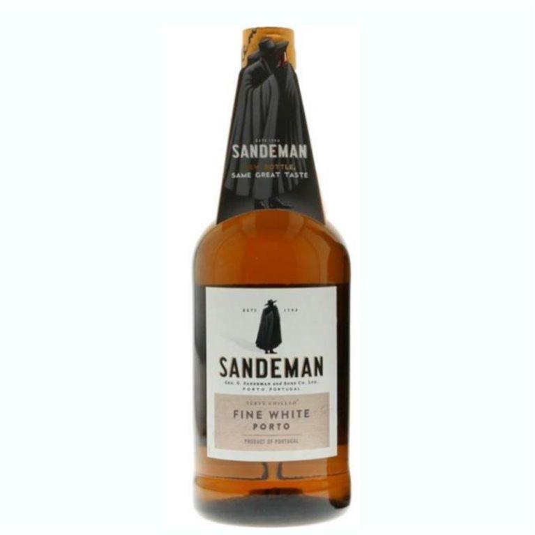 SANDEMAN FINE WHITE PORTO 0,75 L.