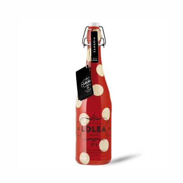 Sangría Lolea Roja nº1 750 ml.