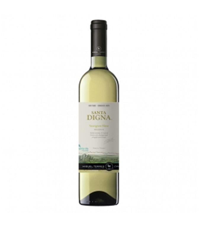 Santa Digna Sauvignon Blanc 75cl. Miguel Torres Chile. 6un.