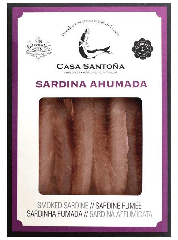 Sardinas Ahumadas