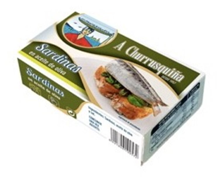 Sardinas picantes A Churrusquiña