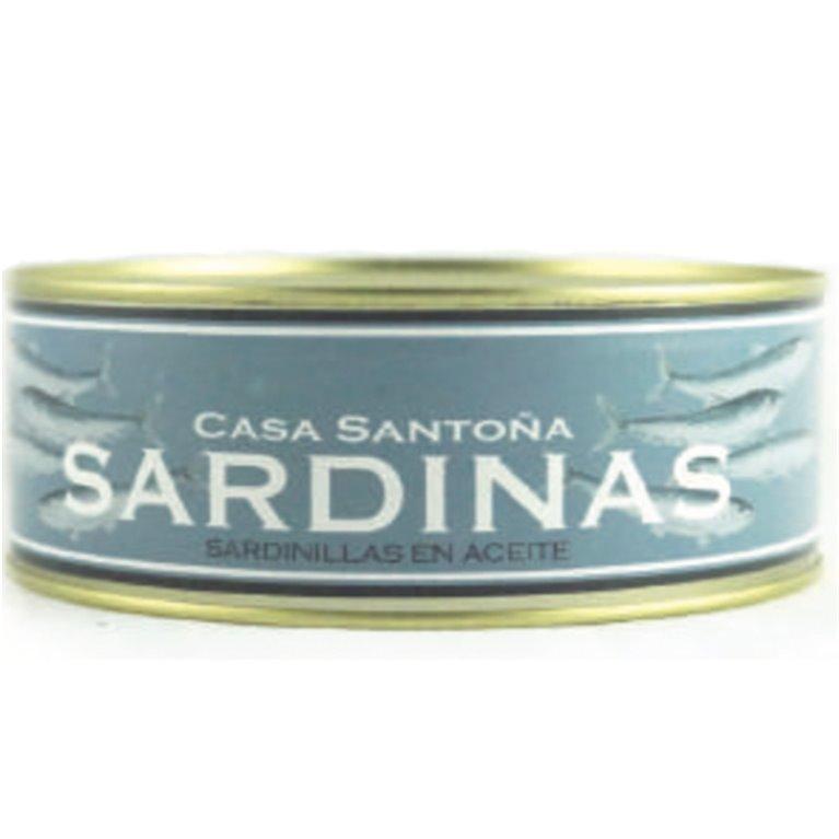 Sardinillas en Oliva, 1 ud