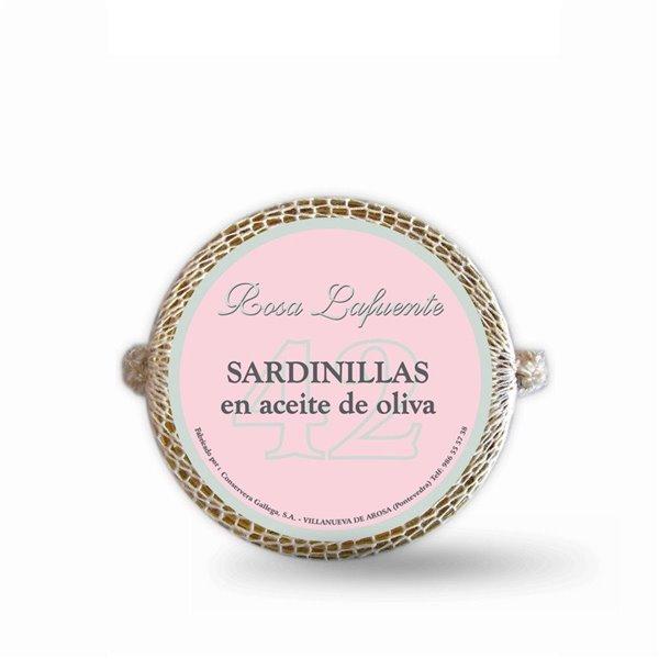 Sardinillas en Tomate Rosa Lafuente 12 Piezas