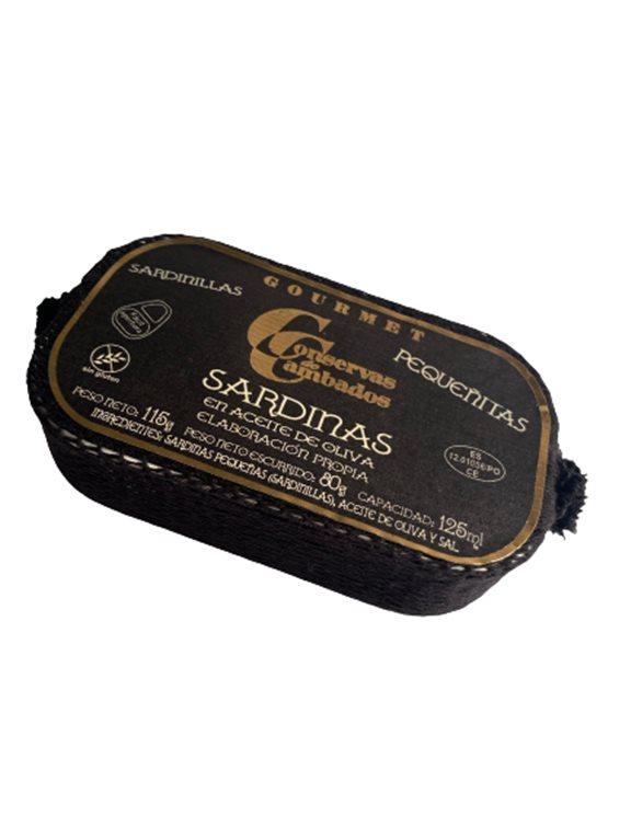 Small Sardines GOURMET