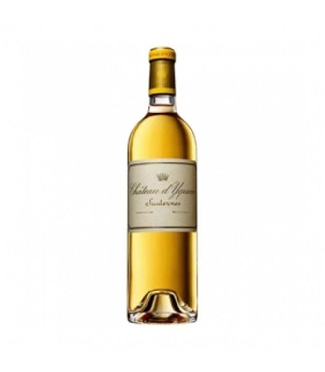 Sauternes Chateau d'Yquem 2013 37,5cl. 12un