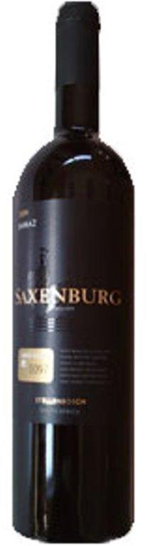 Saxenburg Shiraz Special Edition 2004, 1 ud