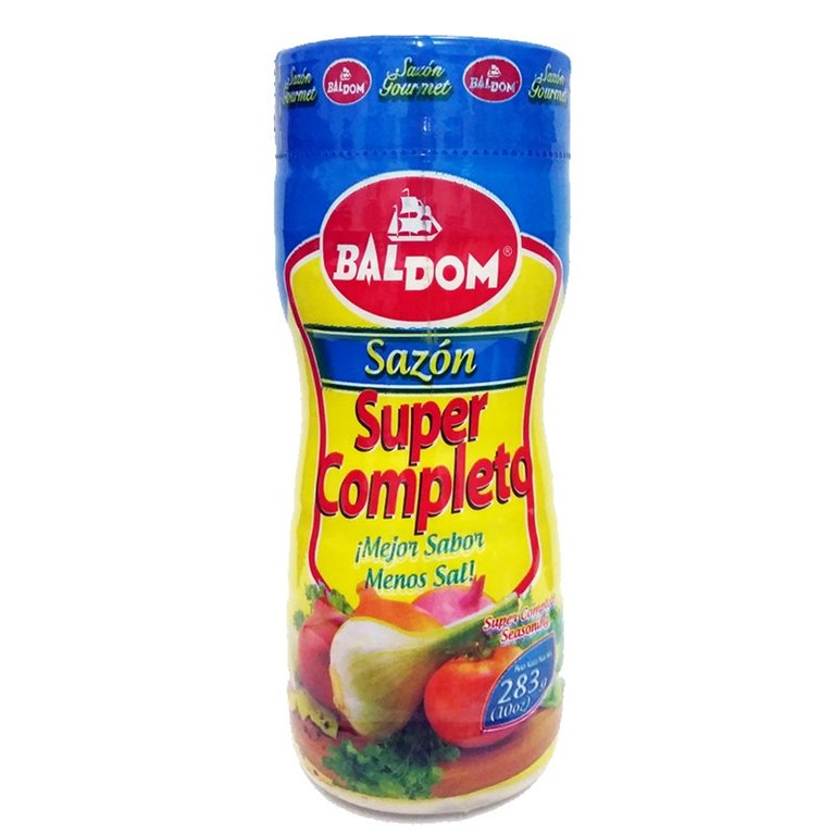 SAZON SUPERCOMPLETO BALDON