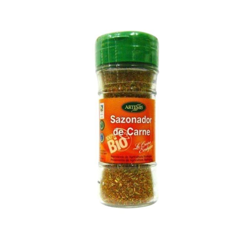 Sazonador Carne Molido Bio 45g