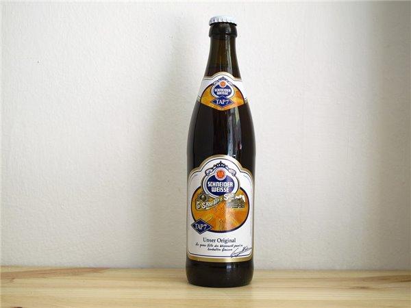 Schneider Weisse Unser Original TAP7