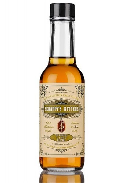 Scrappy's Lime Bitters