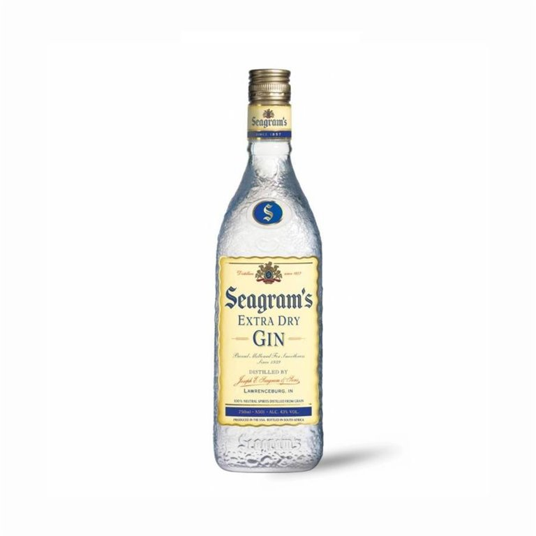 Seagram's Gin, 1 ud