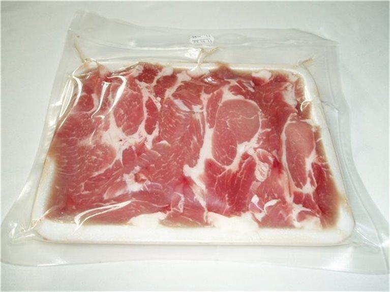 Secreto de cerdo, 500 gr