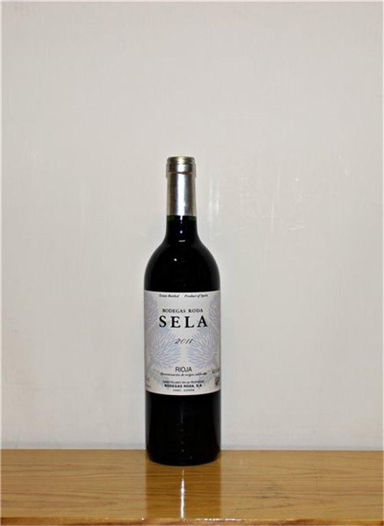 SELA - Tinto - Crianza 2014, 0,75 l