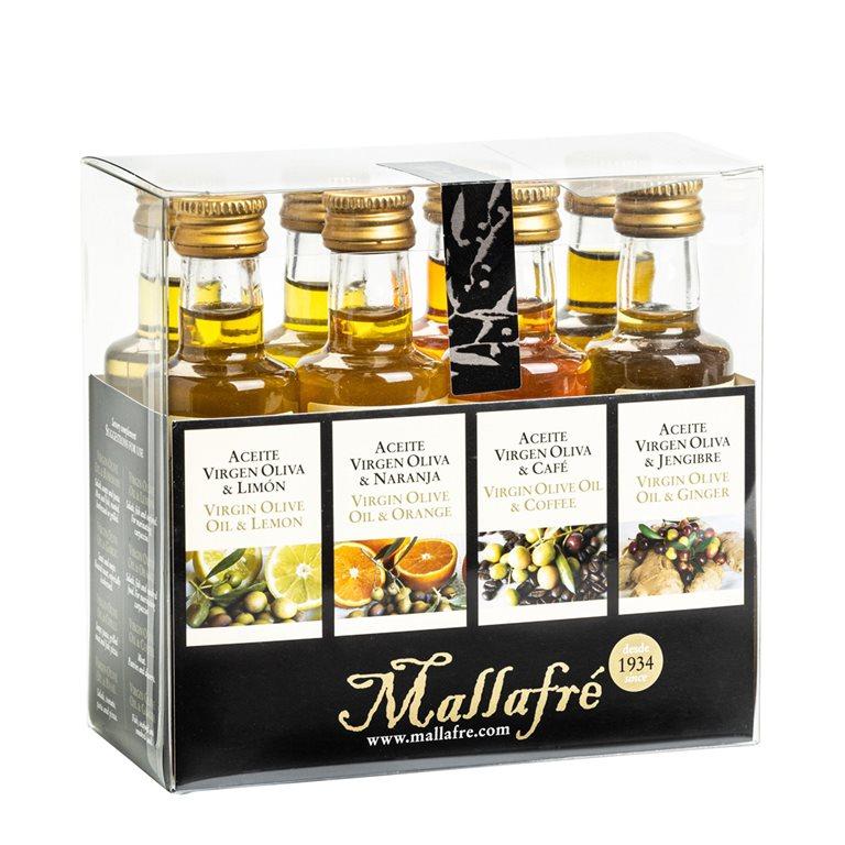 Aromatized Oils Selection
