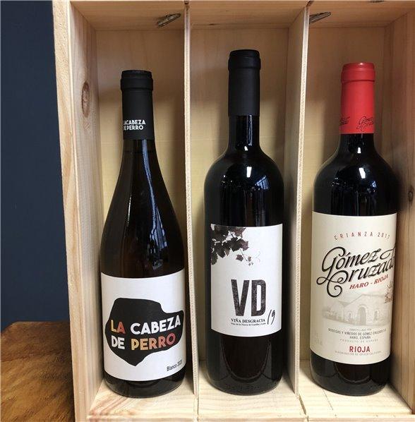 Selección vinos mes de septiembre