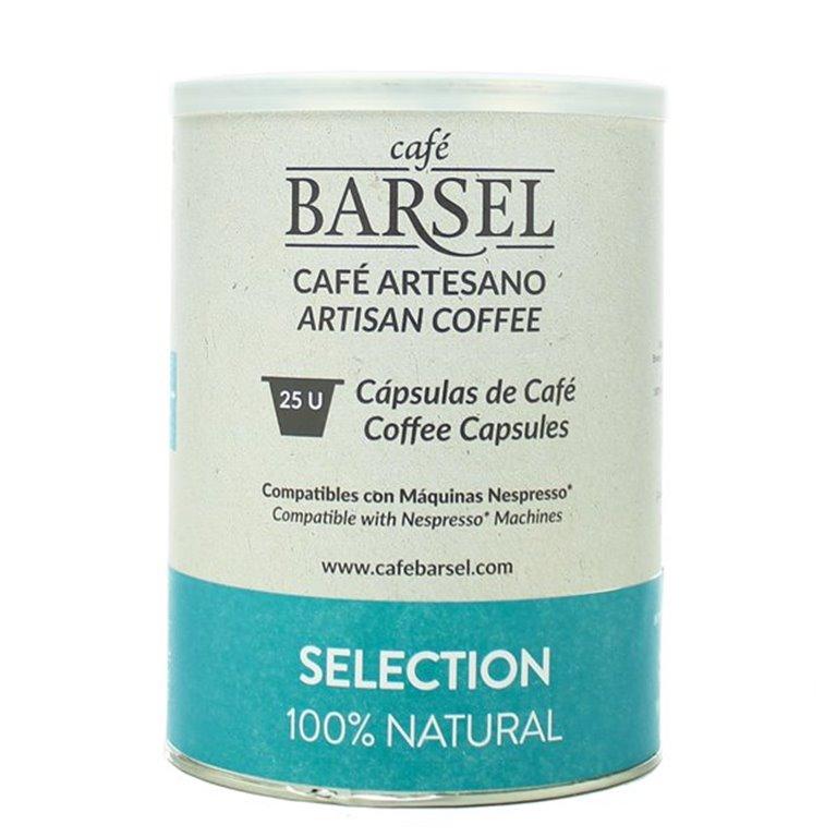 SELECTION - Cápsulas compatibles Nespresso®, 25 ud
