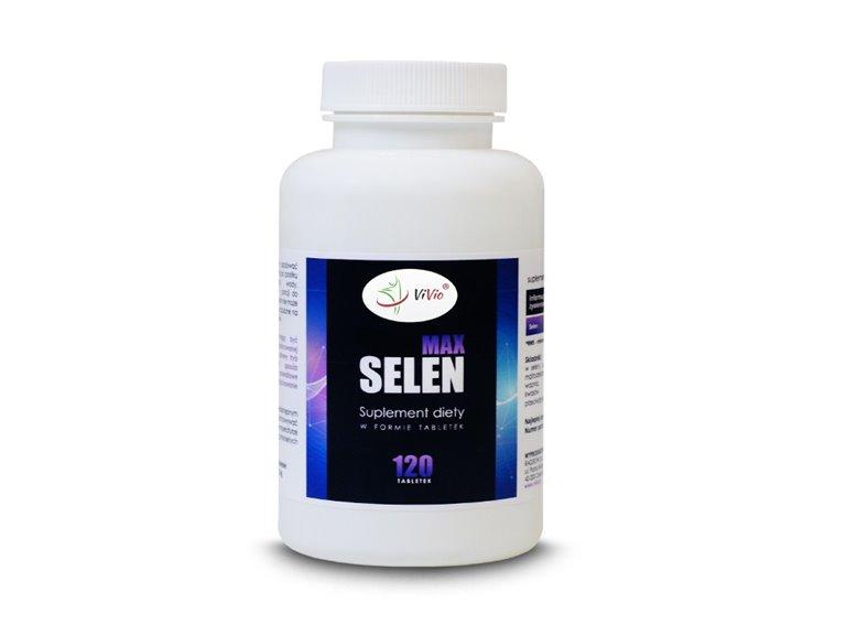 Selenio 200 mcg - 120 comprimidos