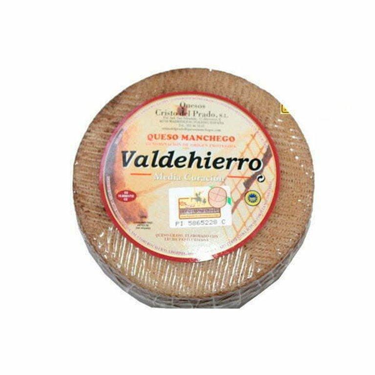 Semicurado Valdehierro pequeño (1,2Kg Aprox.)