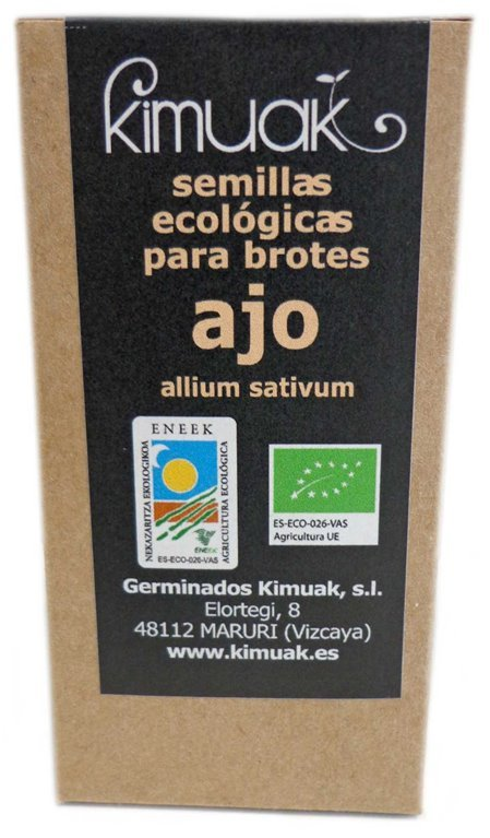 Semillas de Ajo, 60 gr