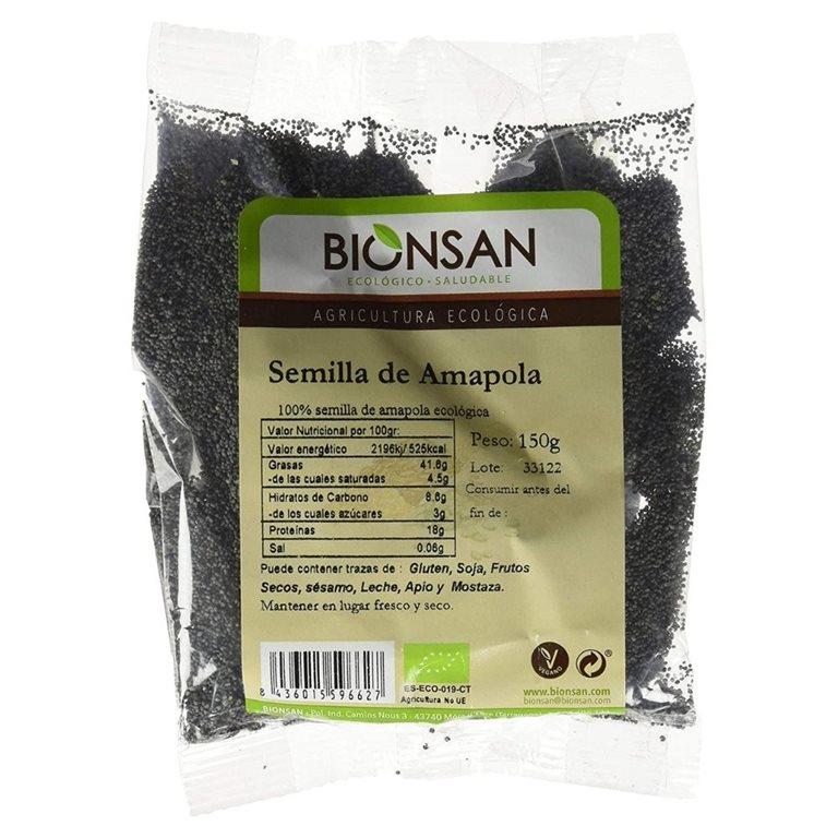 Ecological poppy seeds -150gr