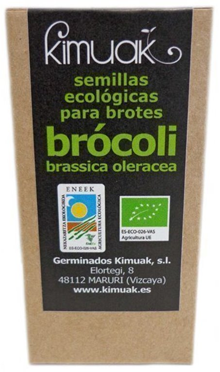 Semillas de Brécol, 80 gr