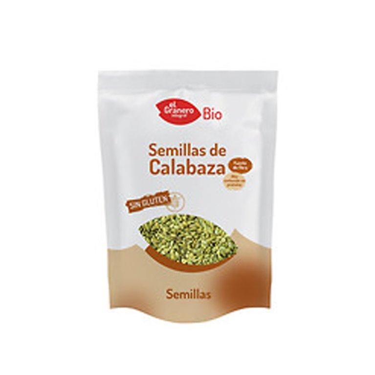 Semillas de Calabaza Bio El Granero Integral 250 gr