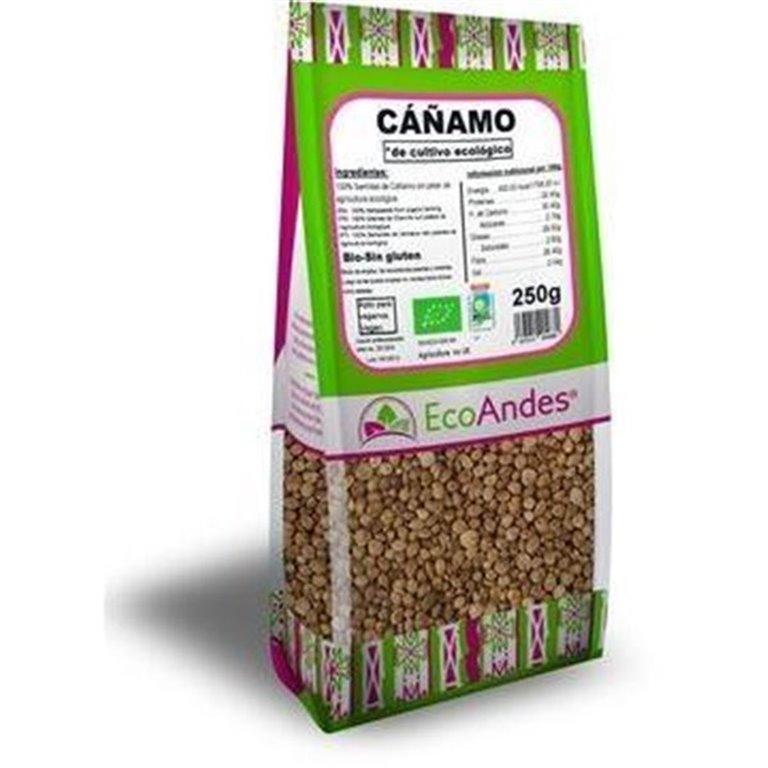 Semillas de Cáñamo Bio 250g, 1 ud