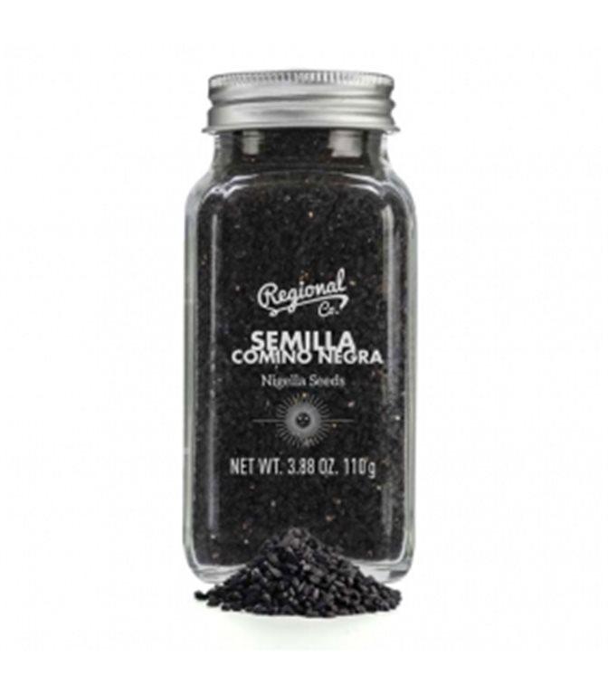 Black Cumin Seeds 110gr. Regional Co. 6un.